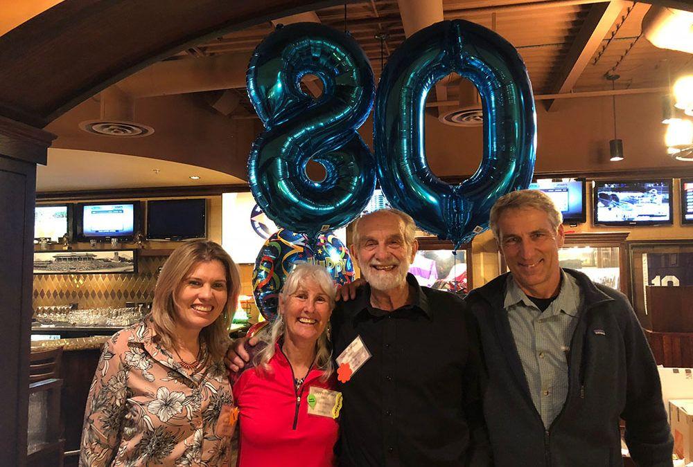 David's 80th Birthday Party