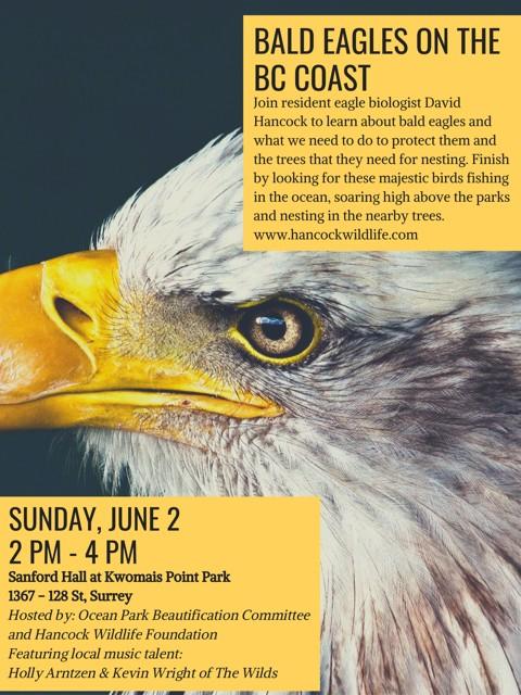 Eagle Extravaganza – June 2nd