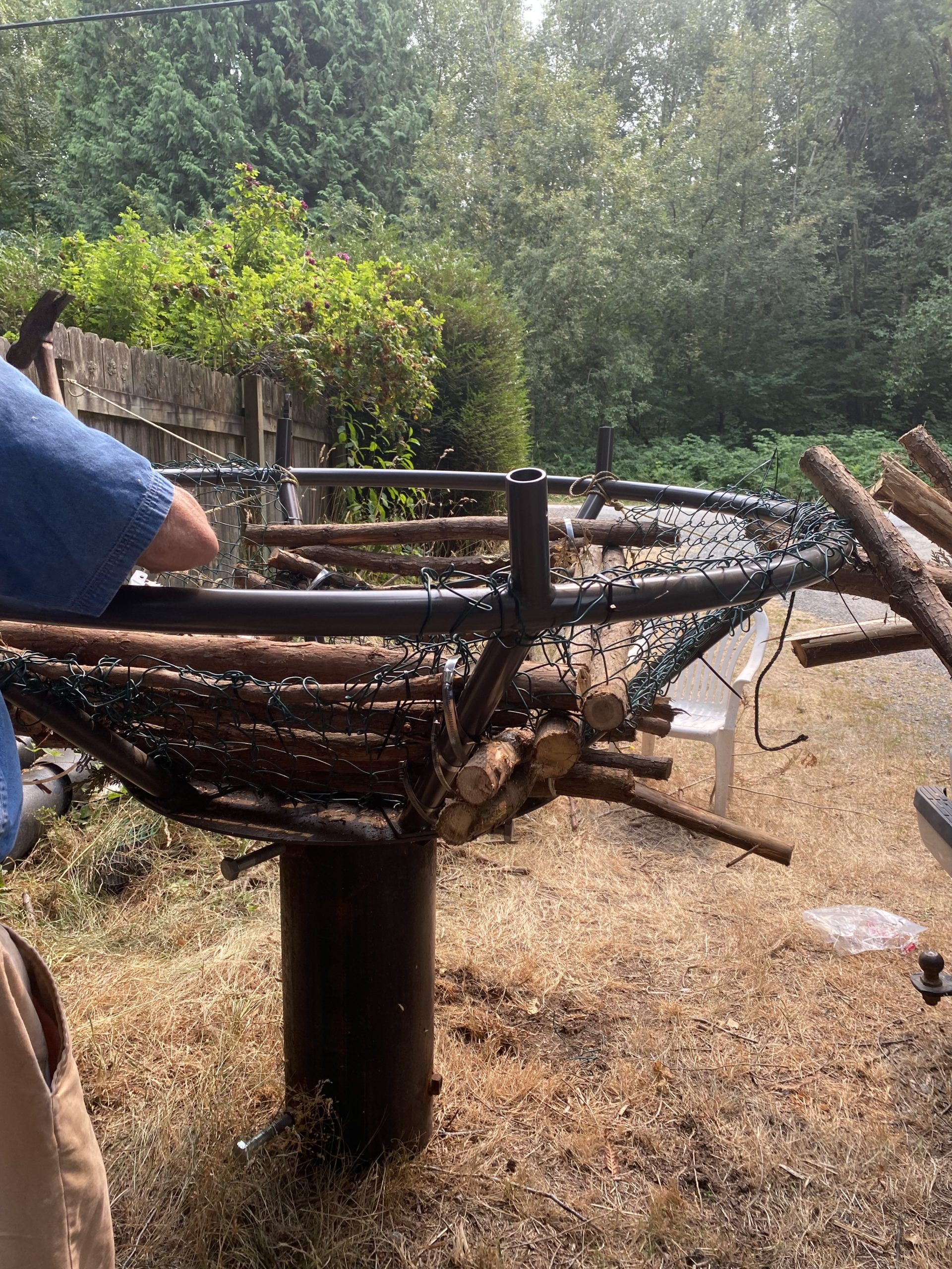Building a Post Nest